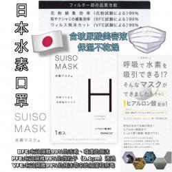 日本 SUISO MASK水素口罩