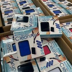 Clean Air 空氣清淨機 (4色可選)
