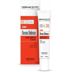 Dermaceutic Derma Defense SPF50全效四合一潤色防護霜 SPF 50 40ml