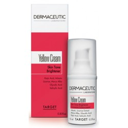 DermaCeutic Yellow Cream 高效重點去斑乳霜 15ml