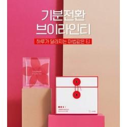 韓國特強V line 爆脂茶 (1盒20包) 買1送1共2盒
