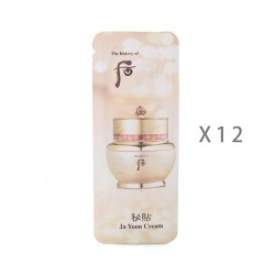 (后) Whoo 秘貼自潤面霜 (sample x 12)