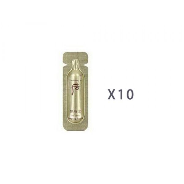 (后) 拱辰享臉頸奇蹟修復晚霜 ( sample x 10 )