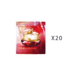 (后) 津率享眼霜 ( sample x 20 )