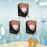 XLuxury女皇摩洛哥瀑布魔髮珠 3盒套裝