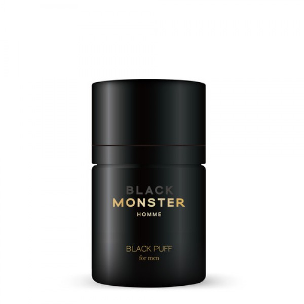 Black Monster Black Puff 禿頭救星 頭髮修飾陰影粉