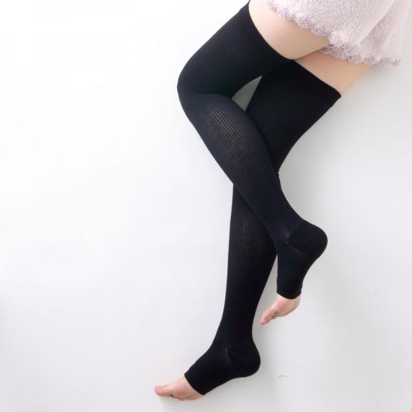Be-Fit 日本新科技光電子瘦腿襪 (1包2對) ML