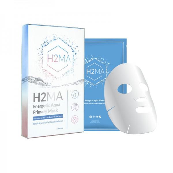 H2MA 炫動水凝肌面膜 (28gx6 )