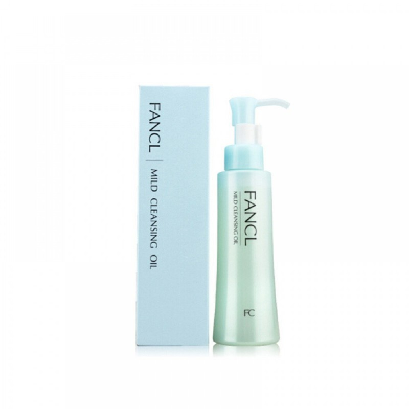 FANCL MCO MILD CLEANSING OIL 納米卸粧液 120ml