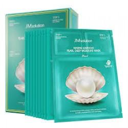 JM solution 海洋珍珠三部曲面膜 10片/盒
