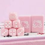 Hello Kitty 旅行麻雀套裝組(迷你麻雀)