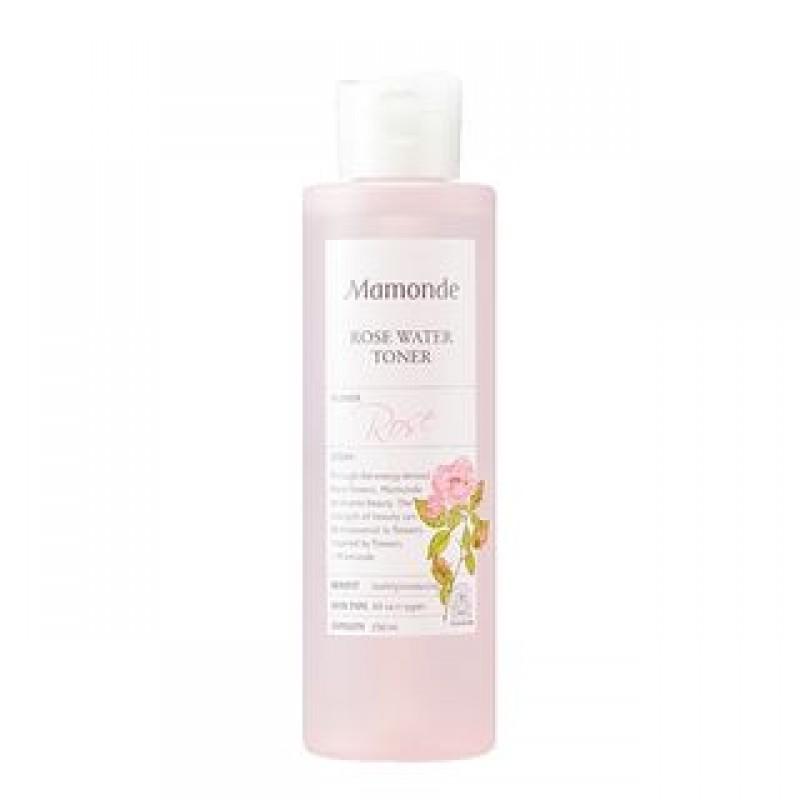 Mamonde Rose Water Daily Skin Toner 玫瑰水爽膚水 (250ML/500ML)