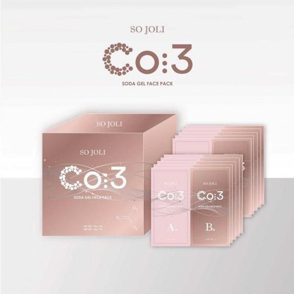 So Joli 初生注氧CO3 MASK