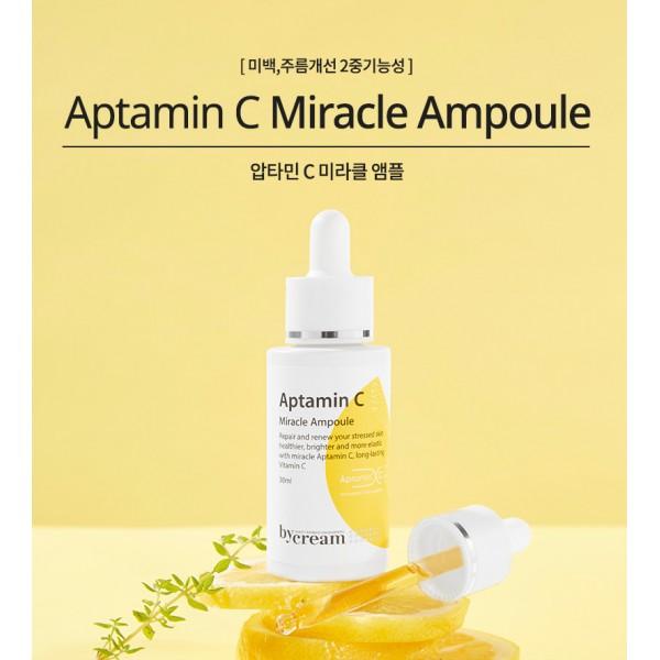Aptamin C Miracle Ampoule 特強去斑安瓶精華30ML