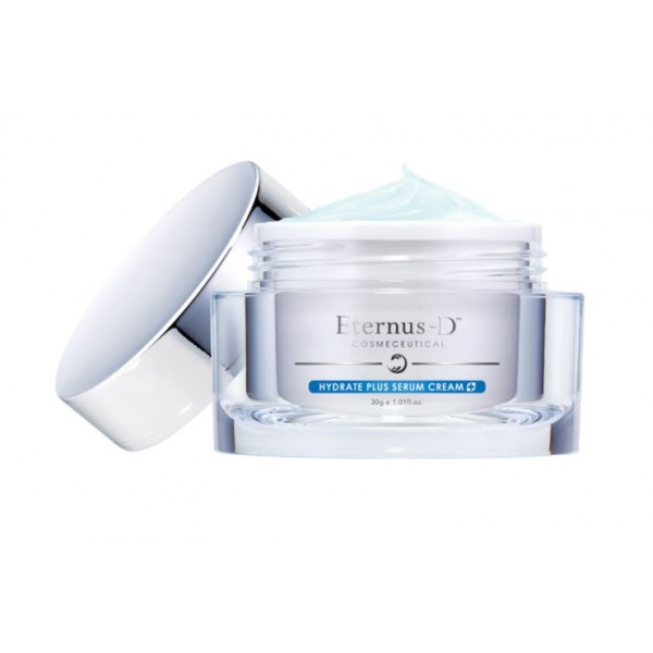 Eternus-D Hydrate Plus Serum Cream 水感嫩肌精華霜 30G (NEW)