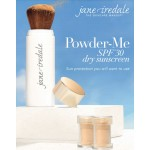Jane Iredale Powder-Me Refillable Brush  SPF 30防曬粉