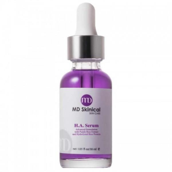 Md Skinical HA 紫米強效緊緻精華 30ML