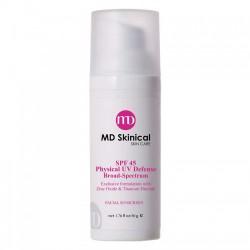 MD SKINICAL 高效物理性防曬霜SPF45 (無色)