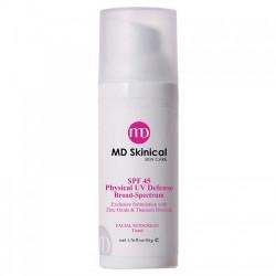 Md Skinical 高效物理性防曬霜SPF45 (有色)