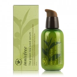 Innisfree The Green Tea Seed Serum 綠茶籽精萃保濕精華 80ml