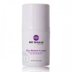 MD Skinical Eye Return Cream維他命K幹細胞修護眼霜15ml