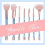 魔幻鑽石化妝掃 (粉藍/粉紅)