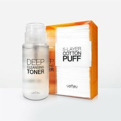Vanav Deep cleansing toner 深層導出水200ML (送化妝棉)