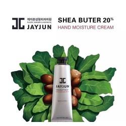 JAYJUN 純天然含20% 乳木果保濕美白潤手霜 30MLX3EA