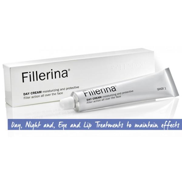 Fillerina Day Cream 注水抗皺日霜 Grade 2