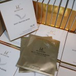 BE Bio Effector Silk Protein 瑞士蛋白高效注水水光蠶絲面膜