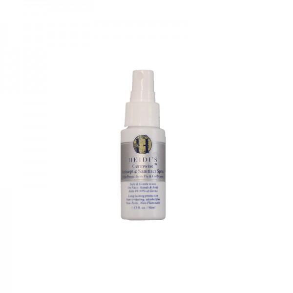 Heidi's GermWise Anti-Septic Sanitizer Spray 多用途抗菌噴霧 50ml 面部可用 對付暗瘡細菌