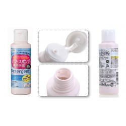 Daiso 化妝掃/粉樸專用清潔液