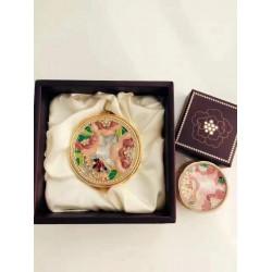 THE HISTORY OF WHOO 后頂級美拱辰享珠光蜜粉粉餅7周年限量套裝