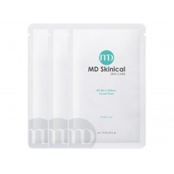 MD Skinical Bio Cellulose Facial Mask 水感纖維面膜