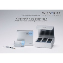 WISDERMA S完美柔膚胎盤原液 1.5mlx60 買1送1