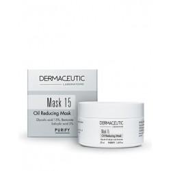 Dermaceutic Mask 15 控油淨化換膚面膜 (毛孔吸塵機) 50ML