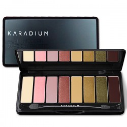 Karadium SHADOW PALETTE 8色眼影盤
