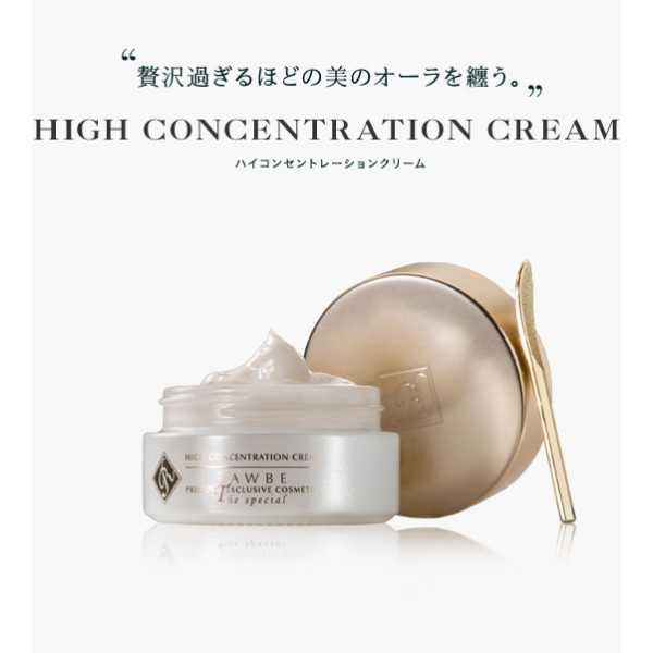 RAWBE High Concentration Cream  高濃度彈力面霜 30G