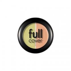 FULL COVER 雙色遮瑕膏 (黑眼圈專用)