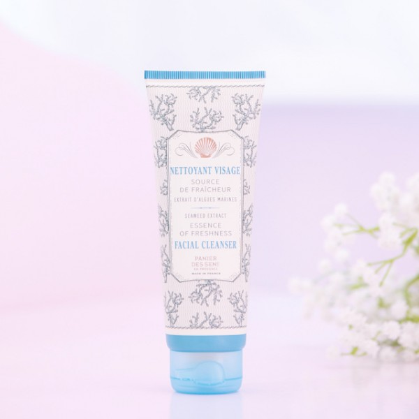 Panier des Sens 蔚藍海岸清新泡沫潔面啫喱 Essence Of Freshness Facial Cleanser