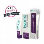 IWHITE NO.1 WHITENING SET 皇牌美白牙刷+牙膏套裝