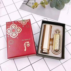 (后) 拱辰享美宮中童顏潤唇膏 (Red) 韓國專櫃限量版