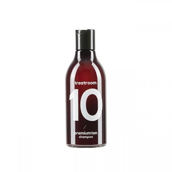 Treatroom premium ten shampoo 230ML