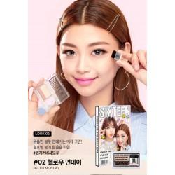 16 Brand  雙色漸層眼影  # 2 HELLO MONDAY 現貨