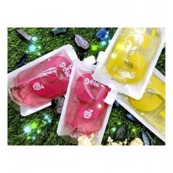 Sakirana 水果酵素洗顏3包裝 (味道可選 蘋果/ 柚子)