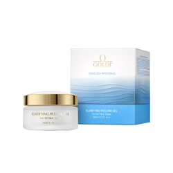 Goldi Clarifying Peeling Gel 死海去角質啫喱 50ML