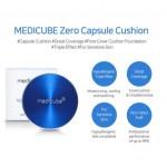 Medicube Zero Capsule Cushion 膠囊收毛孔氣墊粉底 (深藍盒)