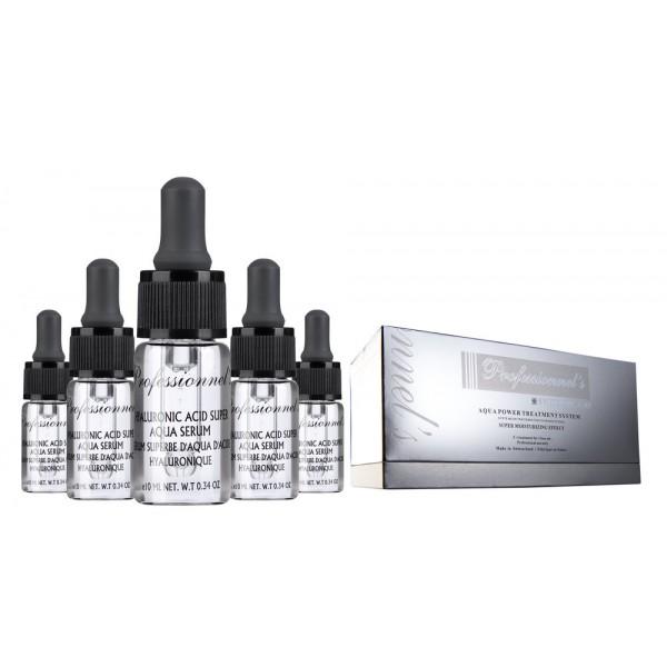 Professionnel's 玻尿酸注水精華療程 10mlx5