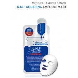 MEDIHEAL N.M.F AQUARING AMPOULE MASK 可萊絲高效特強保濕導入面膜 (3倍強效保濕) (1盒10片)