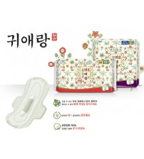 LG SOFY 貴愛娘 防菌除臭 漢方衛生棉護墊 護子宮/調經血